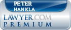 Peter Bergem Hankla  Lawyer Badge