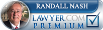 Randall L. Nash  Lawyer Badge