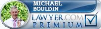 Michael William Bouldin  Lawyer Badge