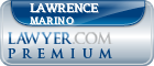 Lawrence Edward Marino  Lawyer Badge