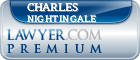 Charles George Nightingale  Lawyer Badge