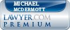 Michael Bolton Mcdermott  Lawyer Badge