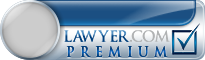 Rusty Monet Messer  Lawyer Badge