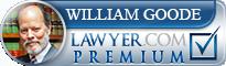William L. Goode  Lawyer Badge