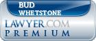 Bud Bernard Whetstone  Lawyer Badge