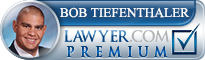 Bob Tiefenthaler  Lawyer Badge