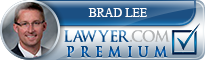 Brad Jason Lee  Lawyer Badge