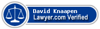 David Raymond Knaapen  Lawyer Badge