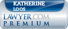 Katherine M. Loos  Lawyer Badge