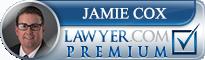 Jamie L. Cox  Lawyer Badge