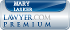Mary Mckay Lasker  Lawyer Badge