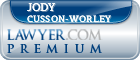 Jody Marie Cusson-Worley  Lawyer Badge