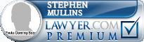 Stephen Wright Mullins  Lawyer Badge