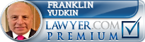 Franklin Yudkin  Lawyer Badge