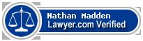 Nathan Kirke Madden  Lawyer Badge