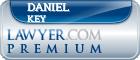 Daniel M. Key  Lawyer Badge