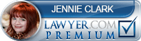 Jennie Lynn Clark  Lawyer Badge