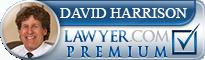 David B. Harrison  Lawyer Badge