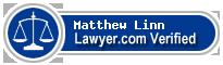 Matthew J. Linn  Lawyer Badge