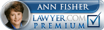 Ann L Fisher  Lawyer Badge