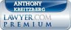 Anthony R Kreitzberg  Lawyer Badge