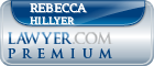 Rebecca Lee Hillyer  Lawyer Badge