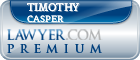 Timothy J. Casper  Lawyer Badge