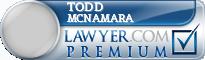 Todd John McNamara  Lawyer Badge