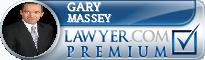 Gary Mark Massey  Lawyer Badge