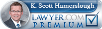 Scott Hamerslough  Lawyer Badge