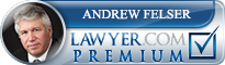 Andrew J. Felser  Lawyer Badge