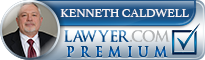 Kenneth Nelson Caldwell  Lawyer Badge