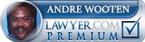 Andre S. Wooten  Lawyer Badge