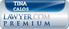 Tina Anastasia Calos  Lawyer Badge