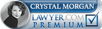 Crystal Michelle Morgan  Lawyer Badge