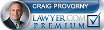 Craig S. Provorny  Lawyer Badge