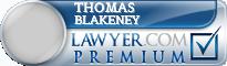 Thomas E. Blakeney  Lawyer Badge