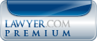 David Francis Bennett  Lawyer Badge