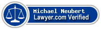 Michael Drennan Neubert  Lawyer Badge