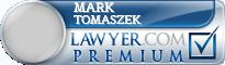 Mark Edward Tomaszek  Lawyer Badge