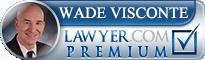 Wade Thomas Visconte  Lawyer Badge