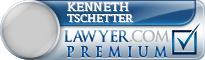 Kenneth Michael Tschetter  Lawyer Badge
