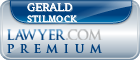 Gerald M. Stilmock  Lawyer Badge