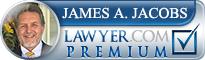 James A. Jacobs  Lawyer Badge