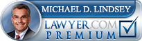 Michael D. Lindsey  Lawyer Badge