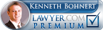 Kenneth Allen Bohnert  Lawyer Badge