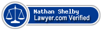Nathan Shelby  Lawyer Badge