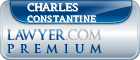 Charles H. Constantine  Lawyer Badge