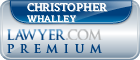 Christopher J. Whalley  Lawyer Badge