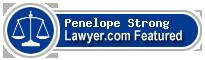Penelope Strong  Lawyer Badge